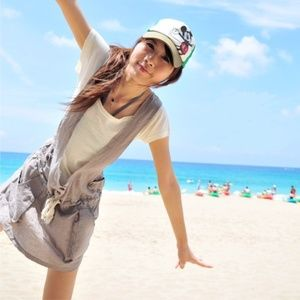 Casual One-Piece dress skirt