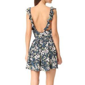 Free People NWT Dear You Mini Dress