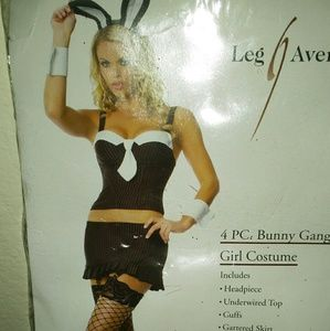 Gangster Bunny Costume