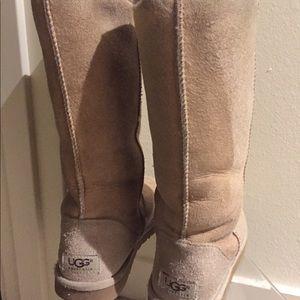 High Ugg Boots