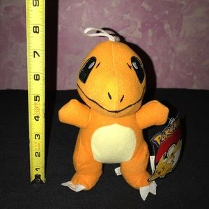 Pokemon Charmander Plush