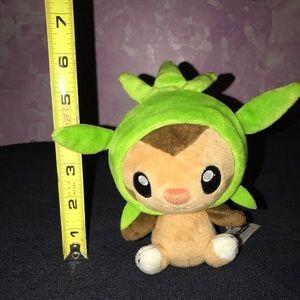 Pokemon Center Chespin Plush