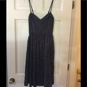 🆕 Maple tonal paisley pockets dress