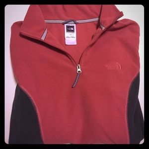 North Face Light Fleece Pullover