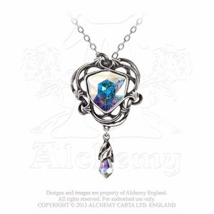 Swarovski Tears from Heaven Necklace by Alchemy
