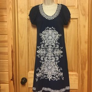 Shulami Gorgeous Embroidered Dress