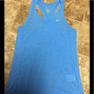 Nike Dri-Fit Racerback Tank Top Size Medium NWOT