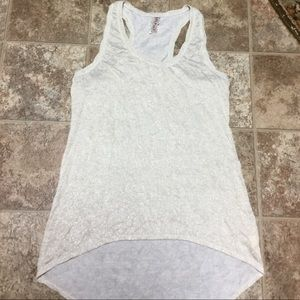 Free People Shimmer Tank Size Small NWOT