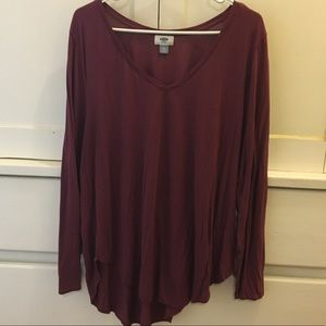 💸⭐️❤️Old Navy Light Weight L/S Tunic XL❤️⭐️💸