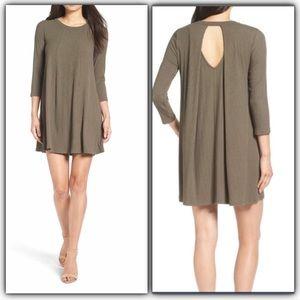 Nwt Lush Leah shift dress (Nordstrom)