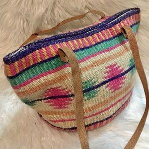 Handbags - Cute Boho tote bag NWOT
