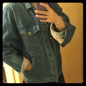 ⭐️Calvin Klein vintage denim jacket