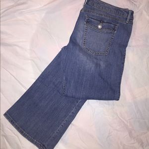 Banana Republic boot cut 👖 jeans