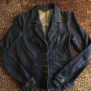 Betsey Johnson Denim Jacket
