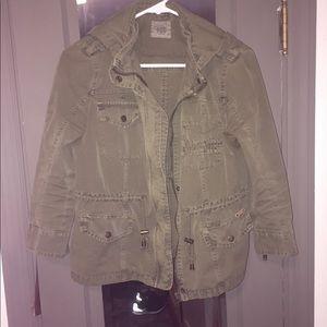 Jacket by Trafaluc for Zara!