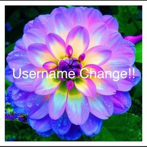 USERNAME CHANGE!! Check it out!!