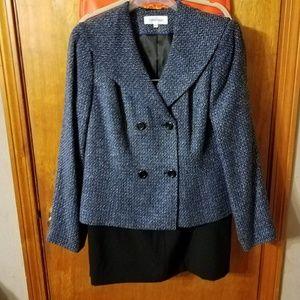Calvin Klein dress suit Size 14