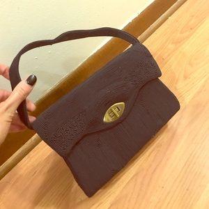 Vintage clutch purse