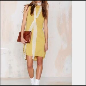 Nasty Gal Twiggy Shift Dress