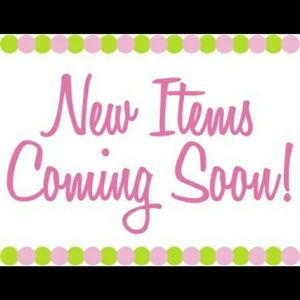 new items listed tonight!