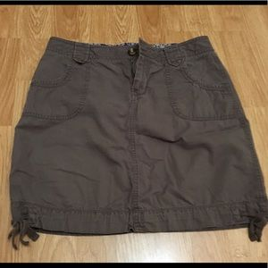 Old Navy Olive Khaki Skirt Size 4