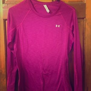 Under Armour Cold Gear Compression LS