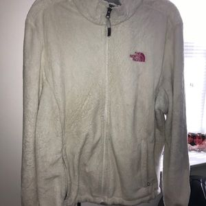 XL White Women's North Face