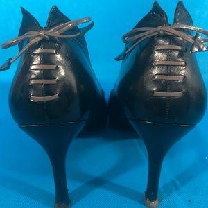 Stuart Weitzman black pump 6,5 B genuine leather