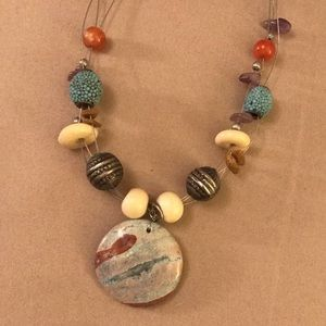 Western Inspired Necklace and Bracelet
