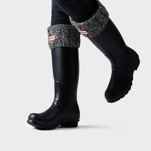Hunter Tall Boot Socks (MEDIUM)