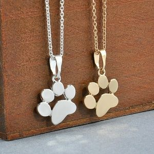5 for $25 Paw Pendant Necklace