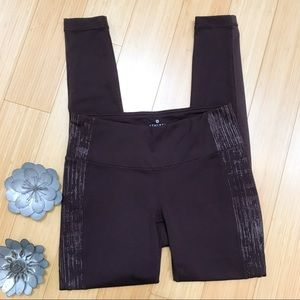 ATHLETA full length work out tights pants, S.