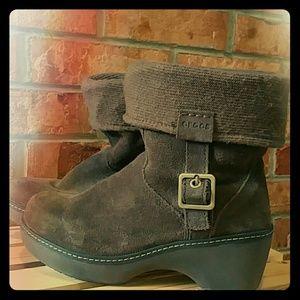 Crocs Brown Boots