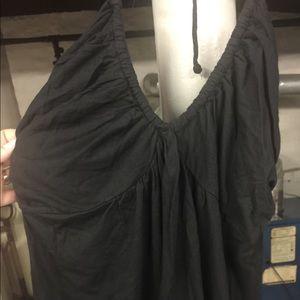 Victoria's Secret Bra Tops Halter Black Large