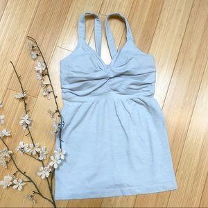 ATHLETA soft workout yoga tank top, S.