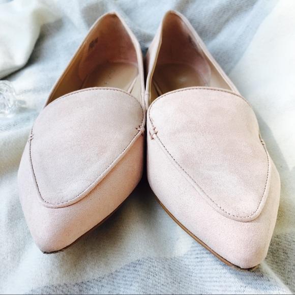 Kelly & Katie Shoes - Kelly & Katie blush flats