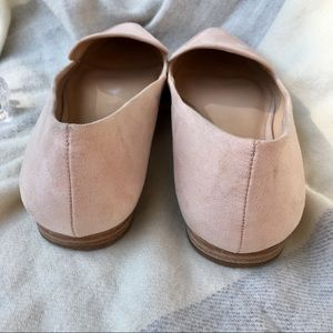 Kelly & Katie Shoes - Kelly & Katie blush flats