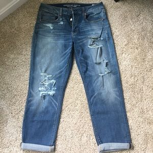 AE TomGirl Jeans NWOT