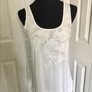 Nice tank top by Express size large