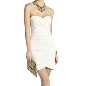 BCBG White Madge Dress.