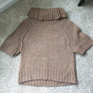Dolman Turtleneck Sweater