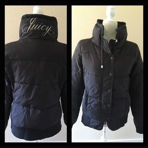 Juicy Couture Puffer Down Coat