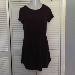 Plum H&M dress