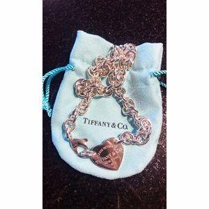 Return to Tiffany™ Heart Tag Chocker