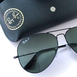 Rayban Aviator sunglasses polarized (large size)
