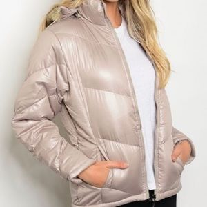 Jackets & Blazers - Sand Jacket