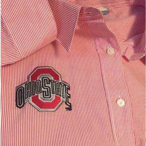 ❣BOGO 1/2 off❣🆕 Ohio State Buckeyes button down