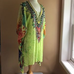 Soft Surroundings Beach Dress Tunic NWT L/XL