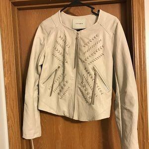 Blank NYC 'leather' jacket