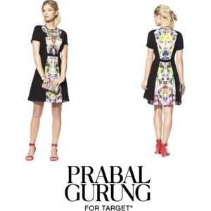 🌺 ✨PRABAL GURUNG For Target Mirror Print Midi 👗✨